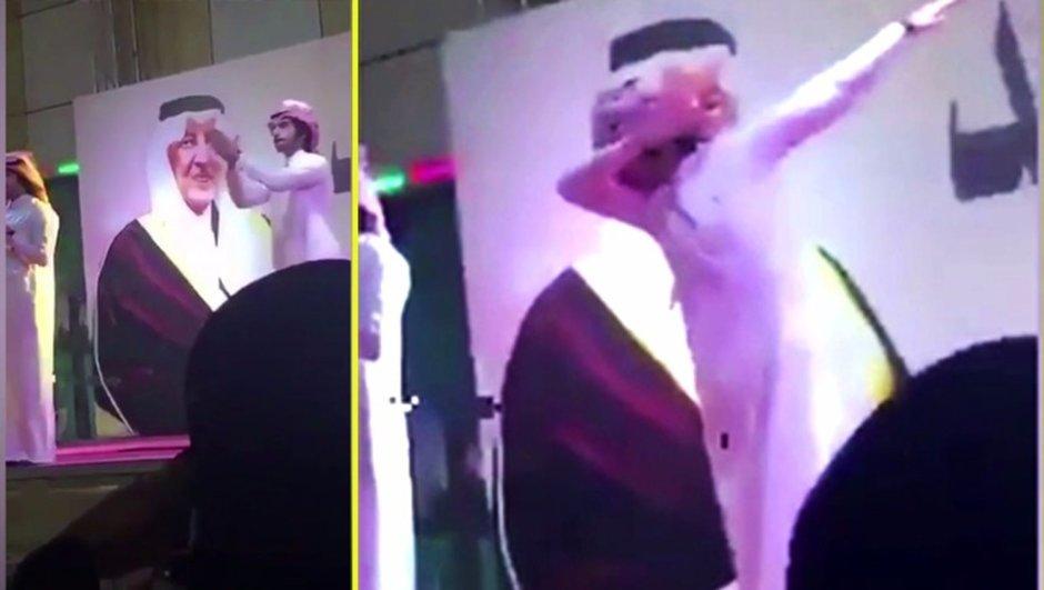 Suudi şarkıcı dans etti, tutuklandı!