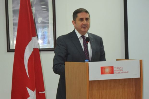 Türkiye Seramik Federasyonu Başkanı Erdem Çenesiz