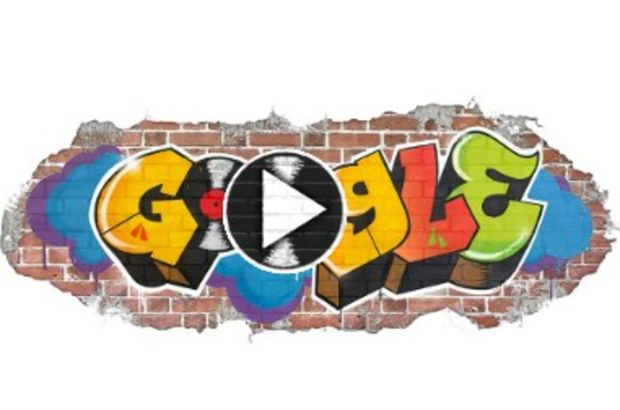 Google'dan Hip-Hop'a özel doodle!