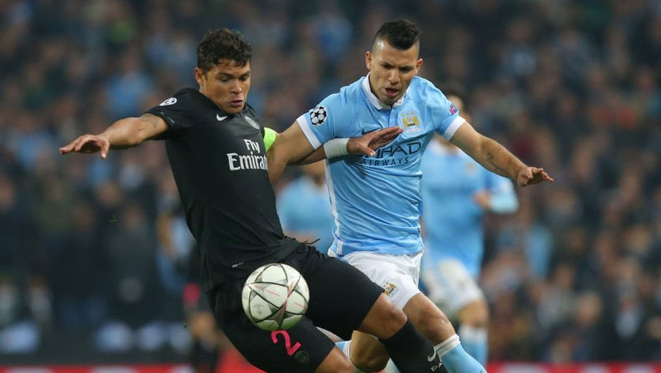 Manchester City ve Paris Saint-Germain