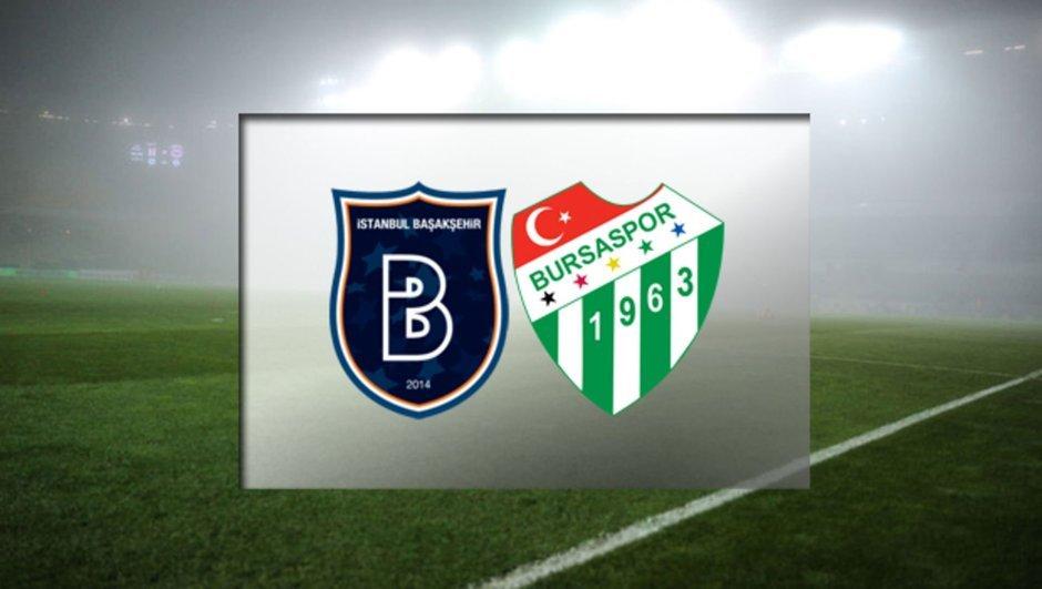 Medipol Başakşehir - Bursaspor