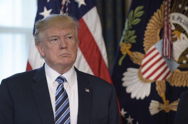 Trump'tan Kuzey Kore için çok sert bir açıklama daha: Atışa hazır ve hedefe kilitli
