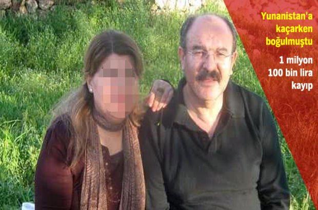 Mal varlığına el konuldu, eşi tutuklandı