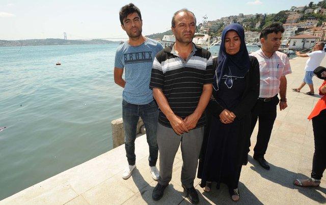 İstanbul Boğazı'nı kapattıran Ömer'in rüyasıymış!