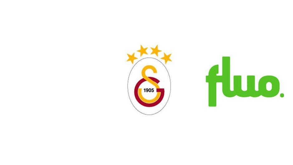 Galatasaray, Fluo, sponsor