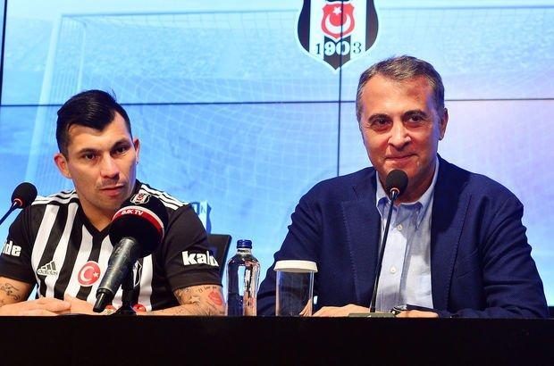 Beşiktaş yıldız futbolcuyla sözleşme imzaladı