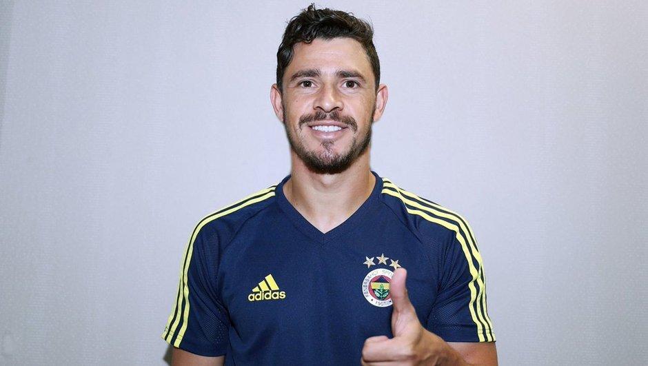 Trabzonspor Fenerbahçe Giuliano