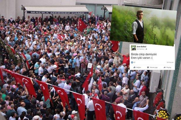 Trabzon Eren Bülbül