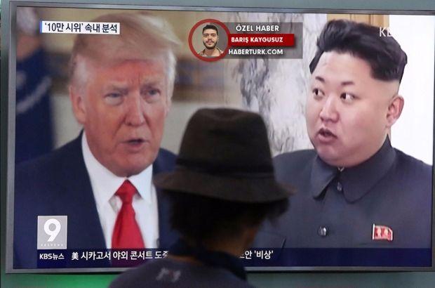 Kuzey Kore ABD restleşmesi nükleer savaşa neden olur mu?