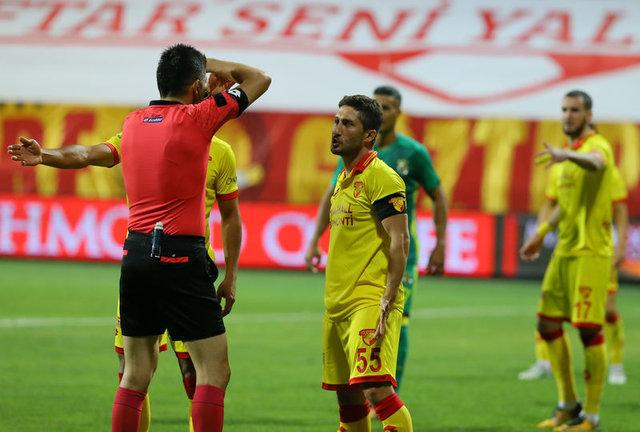 Rıdvan Dilmen'den Göztepe-Fenerbahçe maçı yorumu