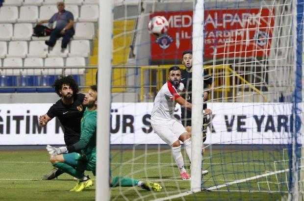 İstanbulspor Eskişehirspor