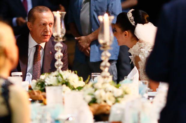 Cumhurbaşkanı Recep Tayyip Erdoğan Antalya Nur Tatar