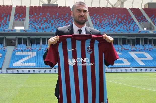 Trabzonspor, Burak Yılmaz, Atiker Konyaspor