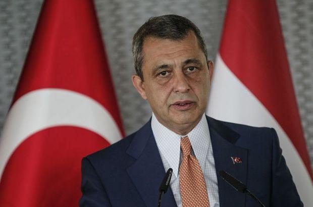 İTO Yönetim Kurulu Başkanı İbrahim Çağlar
