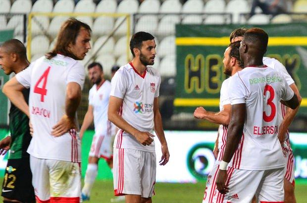 Sivasspor sezona yine kötü başladı