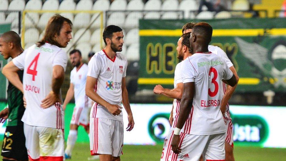 Sivasspor, Akhisar Belediyespor