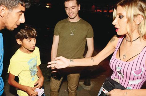İrem Derici: Yok Hande Yener'im ben evladım