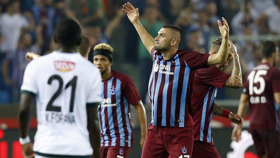 Trabzonspor, Konyaspor