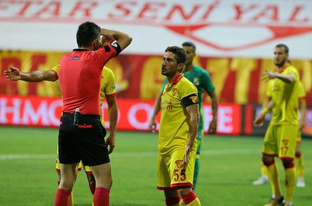 Sabri'den Galatasaray ve Volkan açıklaması