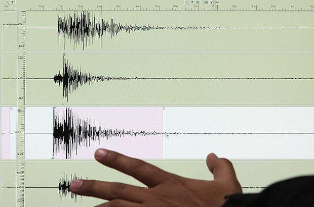 Muğla'da 4,7 büyüklüğünde deprem meydana geldi