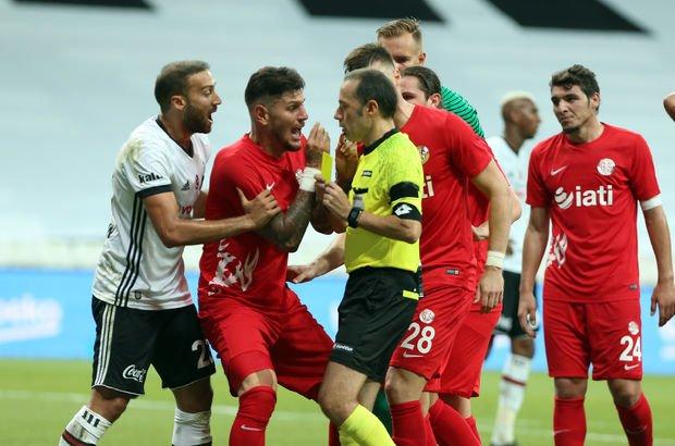 Beşiktaş - Antalyaspor yazar yorumları - Beşiktaş Antalyaspor maçı