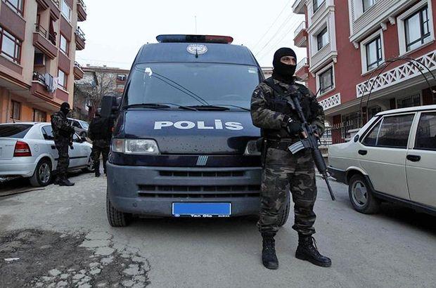 Ankara'da PKK operasyonu! HDP'li 2 ilçe eş başkanı gözaltında