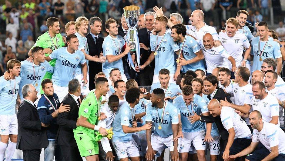 Lazio: 3 - Juventus: 2