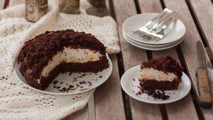 Köstebek pasta nasıl yapılır? Köstebek pasta tarifi ve malzemeleri