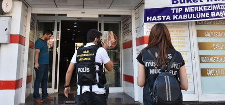 Kilis, Gaziantep ve Hatay'da uyuşturucu operasyonu