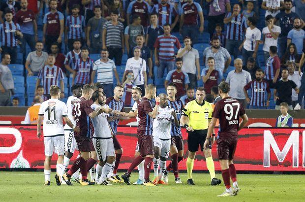 Konyaspor'dan açıklama: