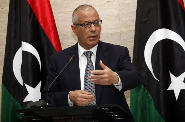 Libya'nın eski Başbakanı Ali Zeydan kaçırıldı!