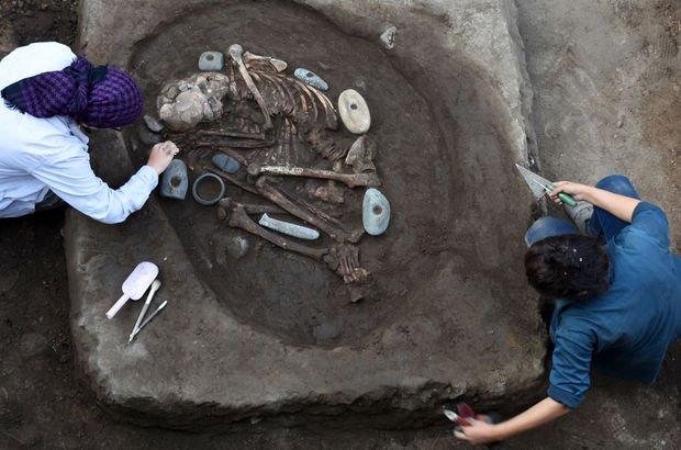 Diyarbakır Körtik Tepe'de 30 bini aşkın eser çıkarıldı