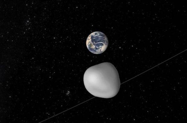 Ay ile Dünya'nın arasından geçecek