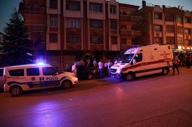 Ankara'da künefeci dükkanında gaz sızıntısı nedeniyle 18 kişi zehirlendi