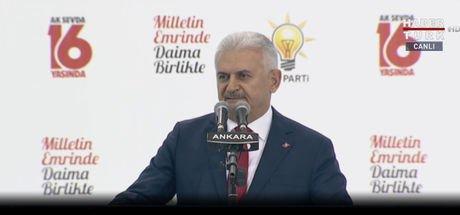 AK Parti 16'ncı yaşını kutladı