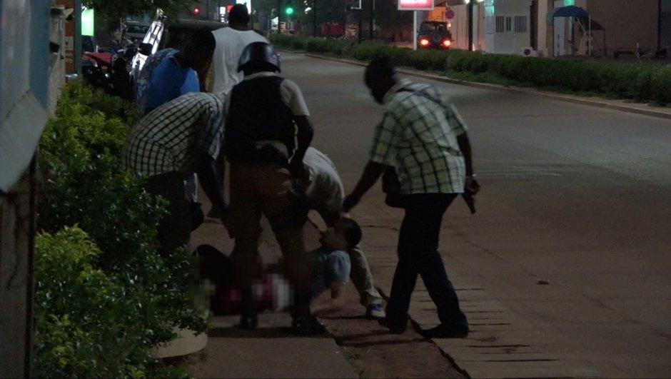Burkina Faso Türk restoranı saldırı