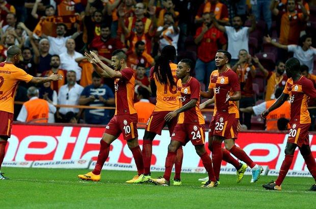 Galatasaray, Kayserispor'u 4-1 yendi. İşte Galatasaray maç özeti ve maçın detayları
