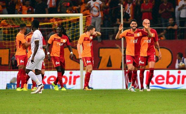 Kayserispor maçında Galatasaray'ın oynadığı futbol sosyal medyaya damga vurdu!