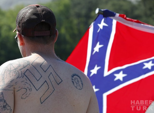 ABD'de Neo-Nazi ve Ku Klux Klan yanlısı ırkçılara, teknolojiden 'dur' mesajı