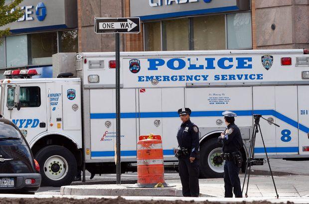 ABD'de bombalı saldırı planlayan genç tutuklandı