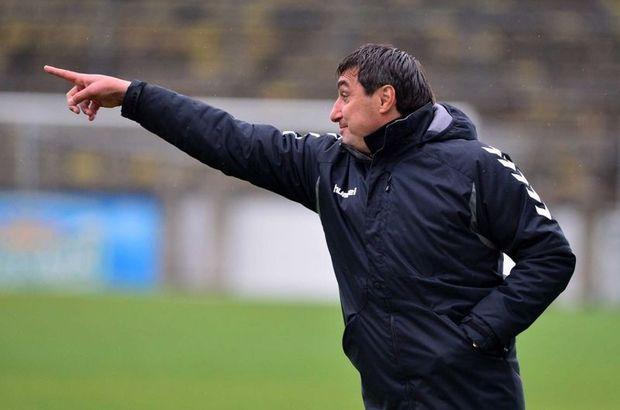 Vardar'ın teknik direktörü istifa etti