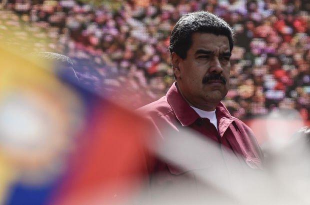 Trump'ın tehdidinin ardından Maduro'dan orduya emir!