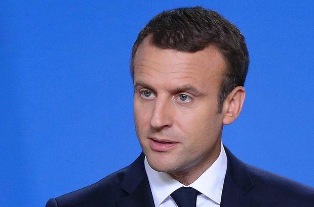 Macron foto muhabirinden şikayetçi oldu