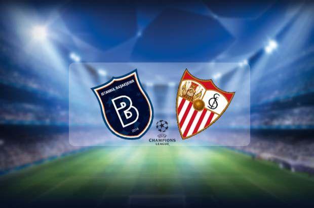 Başakşehir - Sevilla maçı hangi kanalda