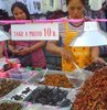 Deniz ürünlerinin çeşitliliğiyle farklı lezzetlere ev sahipliği yapan Taylandlıların yemek zevkleri bir hayli tuhaf! İşte Tayland
