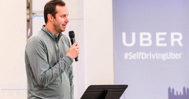 Uber'in sürücüsüz otomobil davasında eski CEO'nun mesajları ortalığı karıştırdı