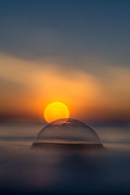 Avustralyalı fotoğrafçı Matt Burgess'ten okyanus fotoğrafları