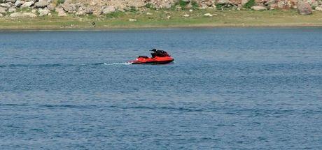 Adana'da jet-ski faciası