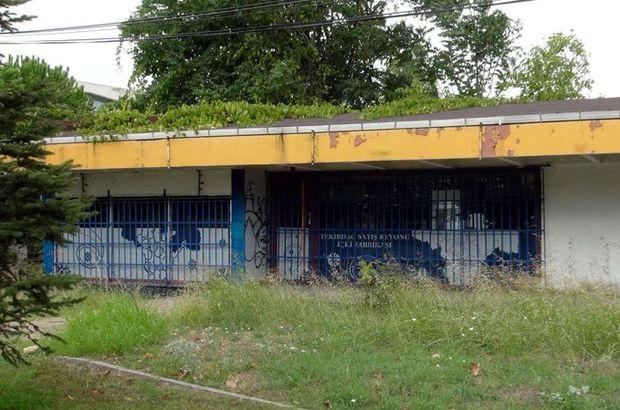 Tekirdağ Rakı Fabrikası