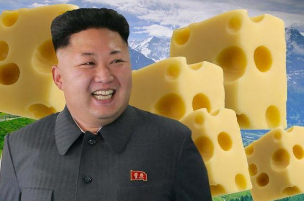 Kim Jong-un peynir tutkusu, gut hastalığına yakalanmasına neden oldu.
